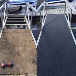 pontoon carpet
