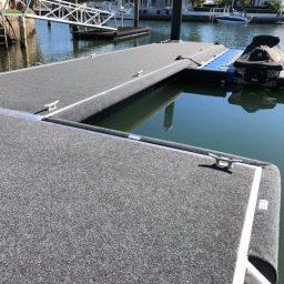 mini pontoon boats