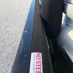 custom pontoon fenders